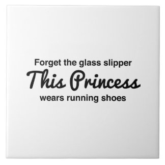 Running Princess Tiles