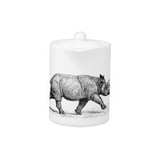 Running Rhinos art
