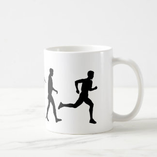 Running Runners Athletics Race and Marathon Coffee Mug