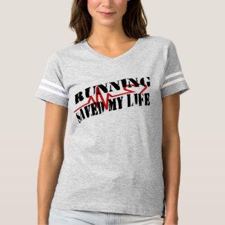 Running Saved My Life T-shirt