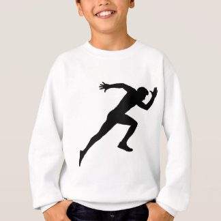 running sweatshirt