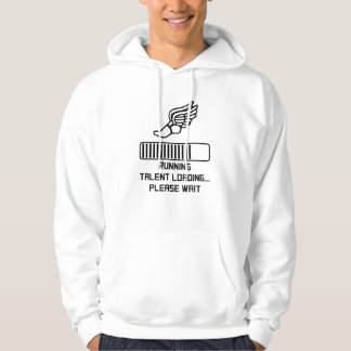 Running Talent Loading Hoodie