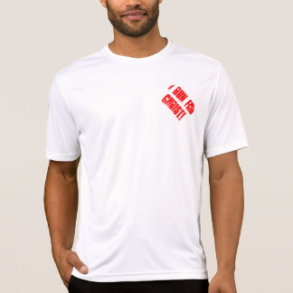 Running Tech Shirt - Tell others who you run for!