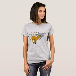 Running three T-Shirt