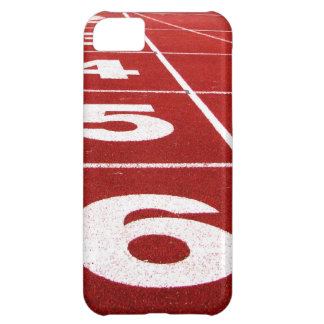 Running track iPhone 5C covers