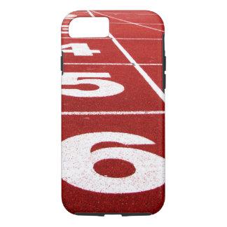 Running track iPhone 8/7 case