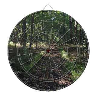 Running Trails are the best Trails Dartboard