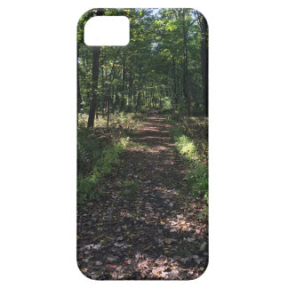 Running Trails are the best Trails iPhone 5 Case
