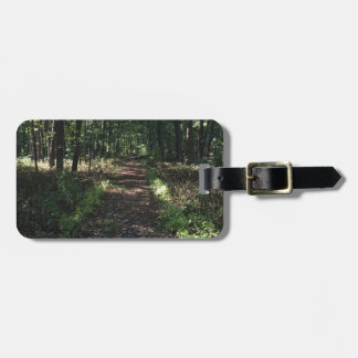 Running Trails are the best Trails Luggage Tag