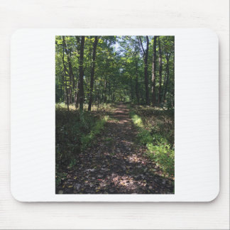 Running Trails are the best Trails Mouse Pad