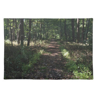 Running Trails are the best Trails Placemat