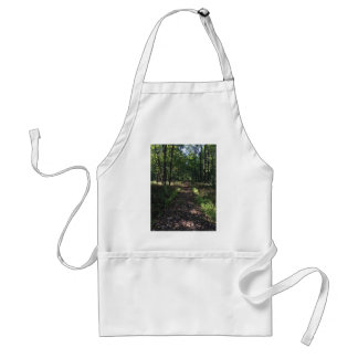 Running Trails are the best Trails Standard Apron