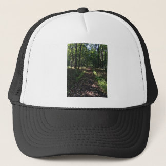 Running Trails are the best Trails Trucker Hat