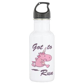 Running Unicorn 532 Ml Water Bottle