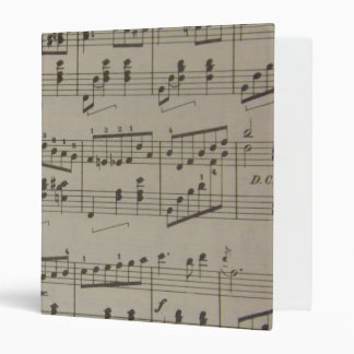 Running Waltz 3 Ring Binder