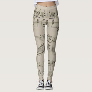 Running Waltz Leggings