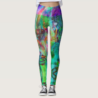 Running Water Leggings