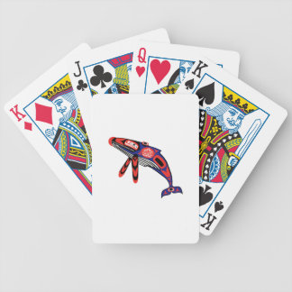 Running Waters Bicycle Playing Cards