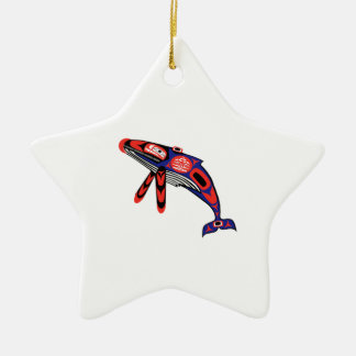 Running Waters Ceramic Ornament