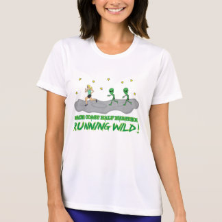 Running Wild Space Coast T-Shirt
