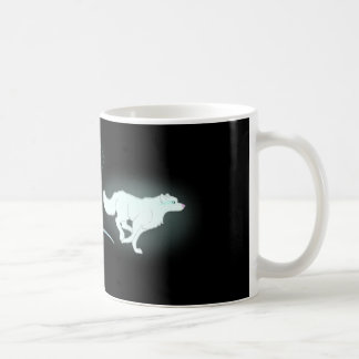 Running Wolf Coffee Mug