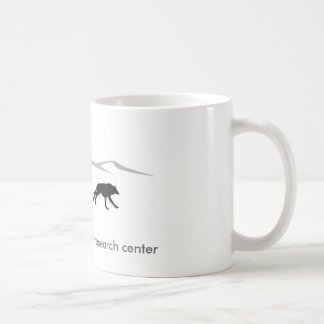 Running Wolves Mug