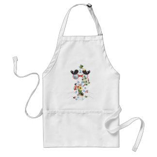 Runny nose of grace (remake) standard apron