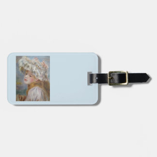 runoaru north 斎 Renoir HOKUSAI Luggage Tag