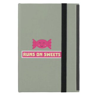 Runs in Sweets funny Z9s1b Case For iPad Mini