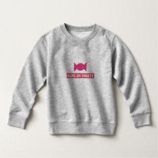 Runs in Sweets funny Z9s1b Sweatshirt