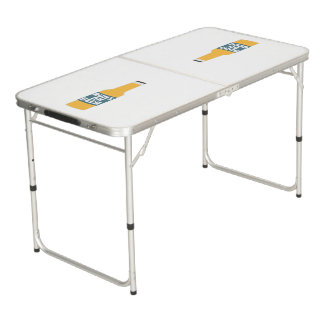 Runs on Beer Bottle Zcy3l Beer Pong Table