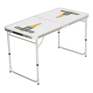Runs on Beer Z7ta2 Beer Pong Table