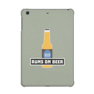 Runs on Beer Z7ta2 iPad Mini Retina Cases
