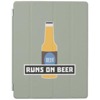 Runs on Beer Z7ta2 iPad Smart Cover