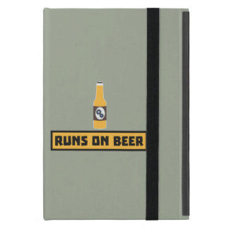Runs on Beer Zmk10 Case For iPad Mini