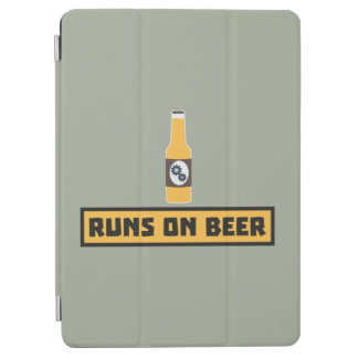 Runs on Beer Zmk10 iPad Air Cover