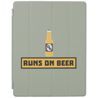 Runs on Beer Zmk10 iPad Cover
