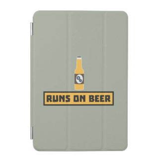Runs on Beer Zmk10 iPad Mini Cover