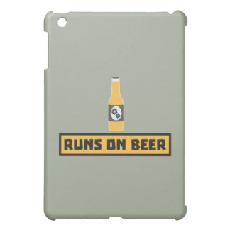 Runs on Beer Zmk10 iPad Mini Covers