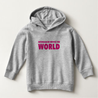 Runs the World Hoodie