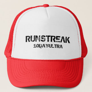 Runstreak hat