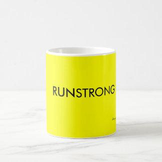 RUNSTRONG Coffee Mug