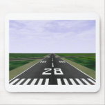 Runway Mouse Pads