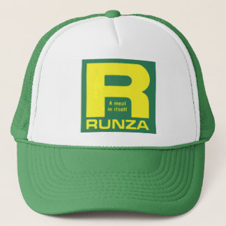 Runza Trucker Hat