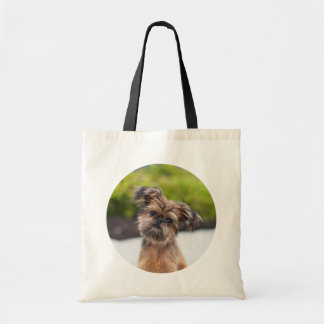 Rup Up and Go Brussels Griffon Tote Bag