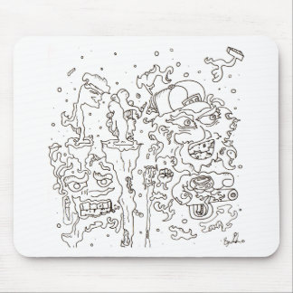 Ruptura Dream Mouse Pad
