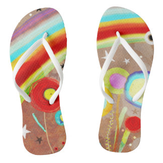 Rupydetequila Limited Edition 2013 Flip Flops