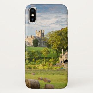Rural Crom Castle Landscape iPhone X Case