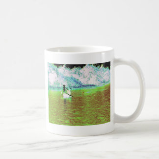 Rural Fishing in Cuba Classic White Coffee Mug
