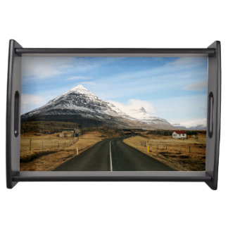 Rural Iceland Serving Tray